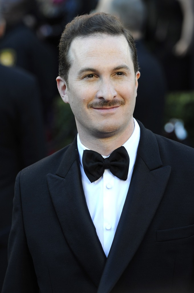 Darren Aronofsky arrives at the 83rd annual Academy Awards in Hollywood